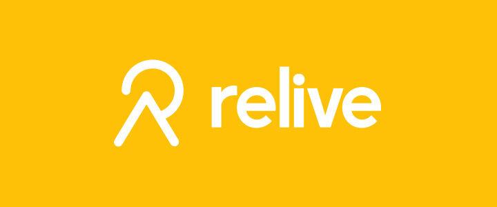 Aplikace Relive
